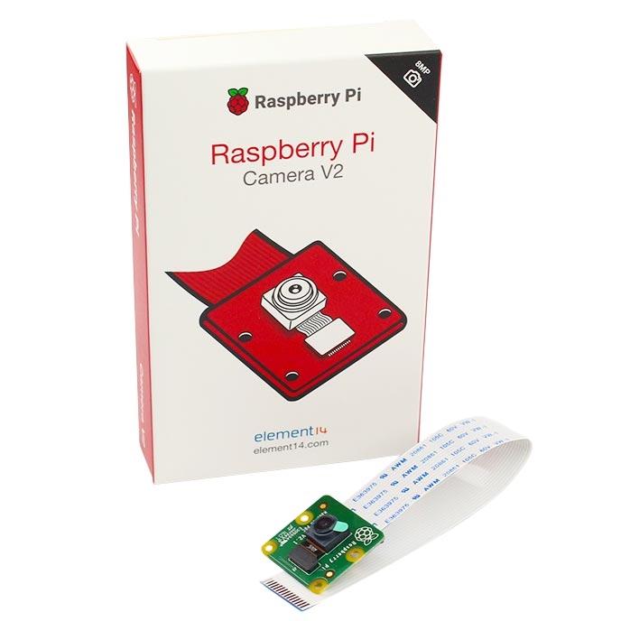 Raspberry Pi 3: Камера (#1) - первое включение, видео, фото